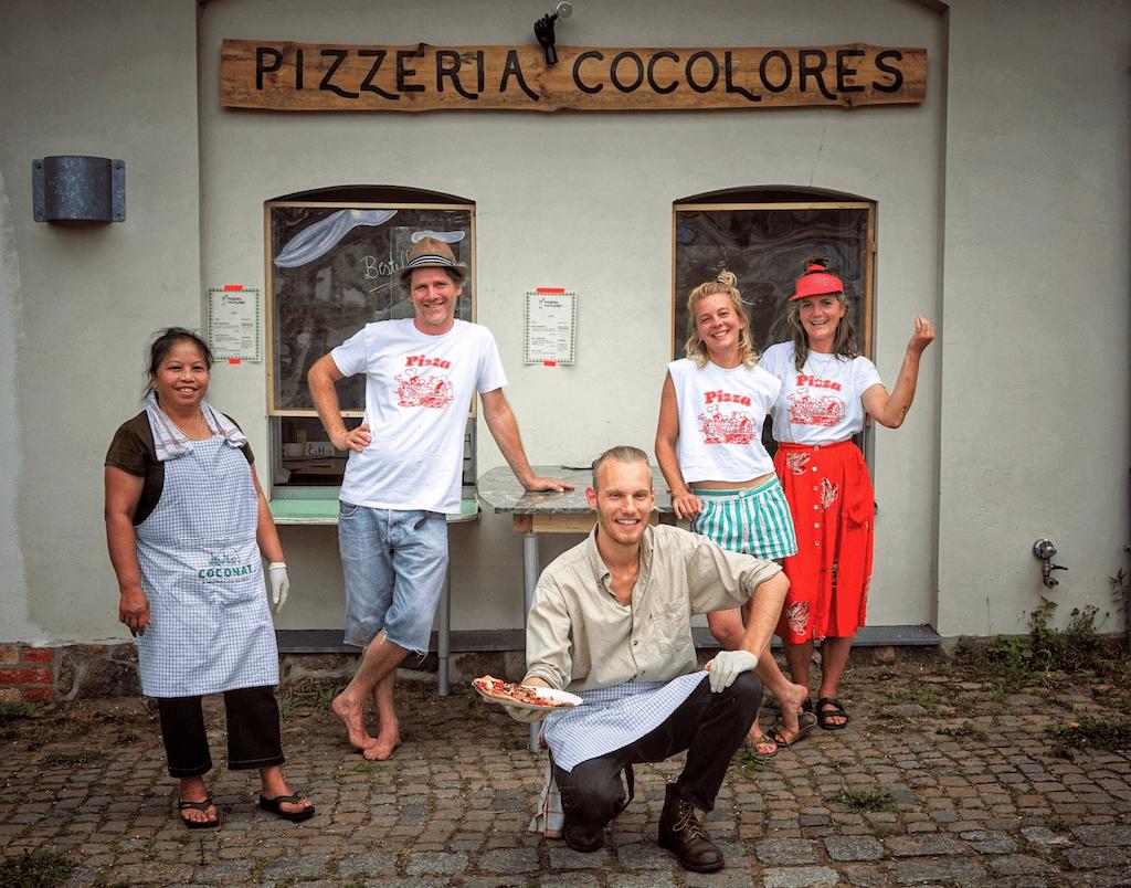 Pizzeria Cocolores